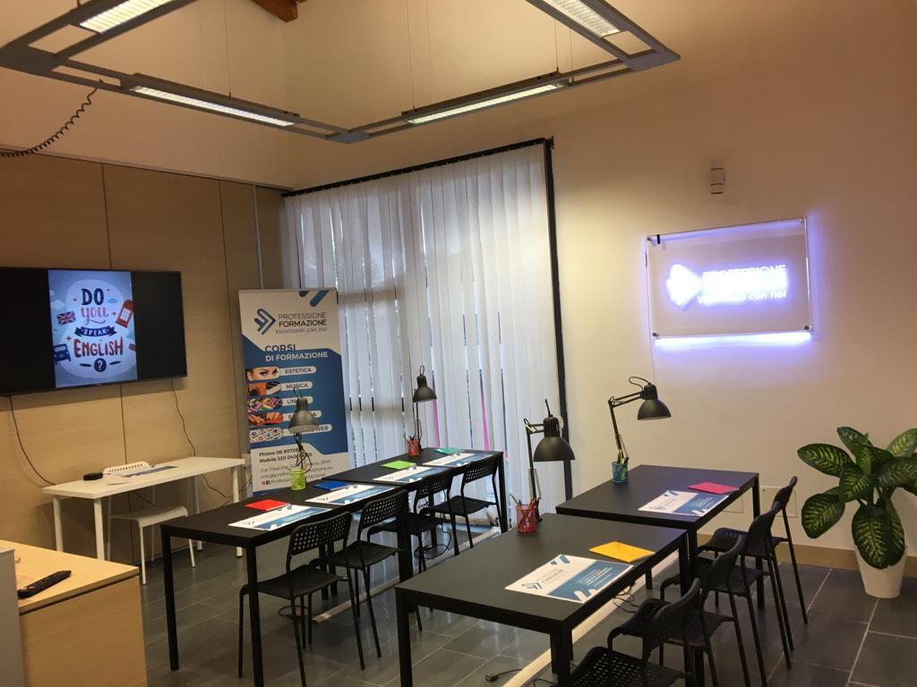 corsi di formazione professionale roma corso social