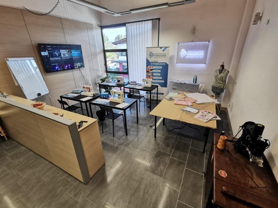 corsi di formazione professionale roma aula