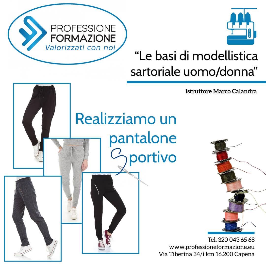 Basi di modellistica sartoriale Uomo/Donna